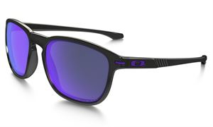 Oakley Enduro Black Ink/ Violet Iridium
