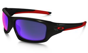 Oakley Valve - Polished Black / Positive Red Iridium