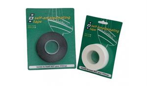PSP Self Amalgamating Tape. Black White