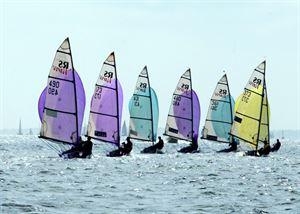Rs Vareo Spinnaker Rs Sailing