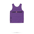 Reversible Rash Vest Tanktop: Purple