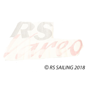 RS Vareo Sail Decal