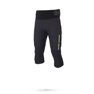 Protector Rash Pant Short: Extra Small