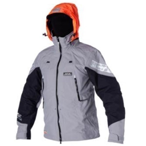 Magic Marine Melbourne Short Jacket 2L: Grey: Extra Large