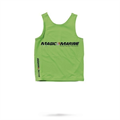 Reversible Rash Vest Tanktop: Green