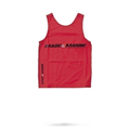 Reversible Rash Vest Tanktop: Red