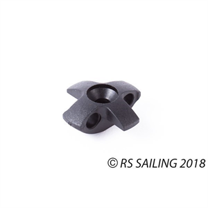 RS Hiking/Toe Strap Attachment Cross