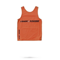 Reversible Rash Vest Tanktop: Orange