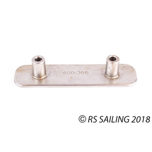RS Quest \ RS CAT16 Transom Gudgeon backing Plate MK2 Hull